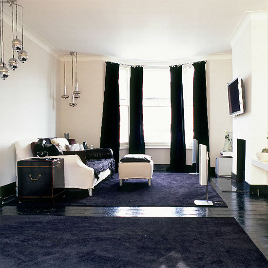 Midday Muse: Monochrome Living