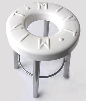 Weird Furniture: Mint Stool
