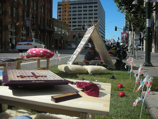 Park(ing) Day: 10 Hints For Your Own Park