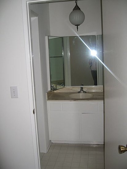 Before and After: Erin84's Bathroom Makeover