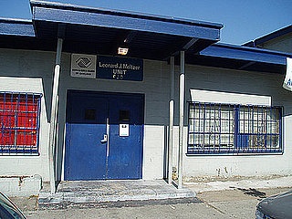 Before: A Community Center in Need of Renovation