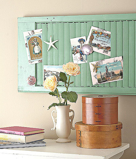 Cool Idea: A Shutter as a Memory Board