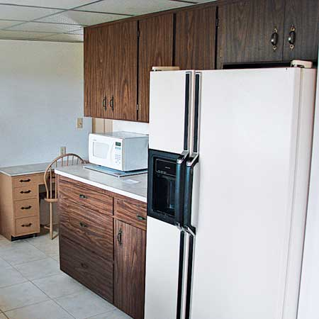Before and After: A Customized Kitchen