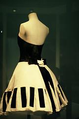 Chanel Piano dress