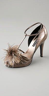 Claudia Ciuti Marika T Strap Platform Sandal - shopbop.com