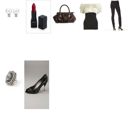 Chic & Sexy Shopping Style