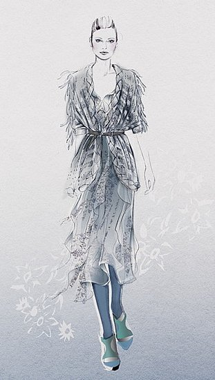 Fashion Week Quickie: Rebecca Taylor