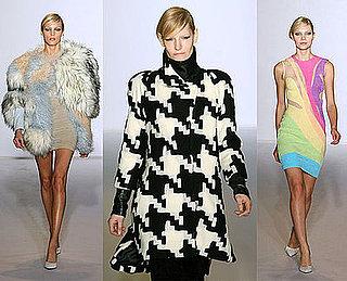 New York Fashion Week, Fall 2009: Preen