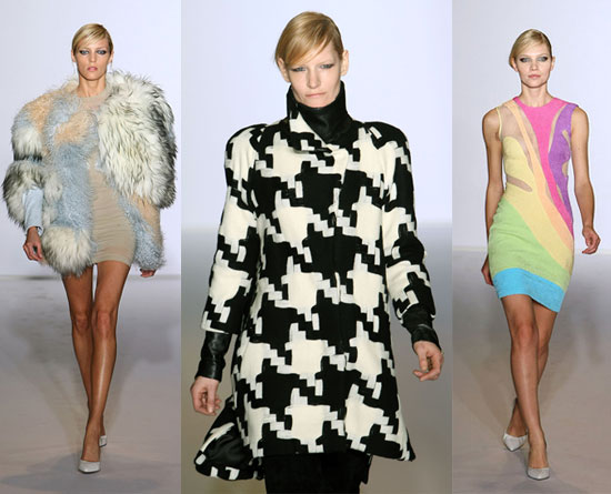 Preen, 2009 Fashion Week, 2009 Fall Fashion Week, 2009 New York Fashion Week, 2009 Fall New York Fashion Week