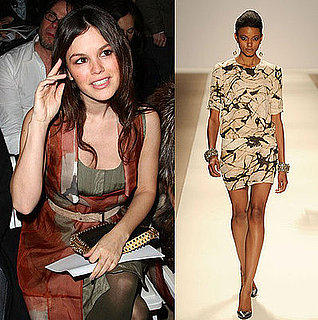 Fab Exclusive! Rachel Bilson Can't Wait to Wear All of Reyes Fall