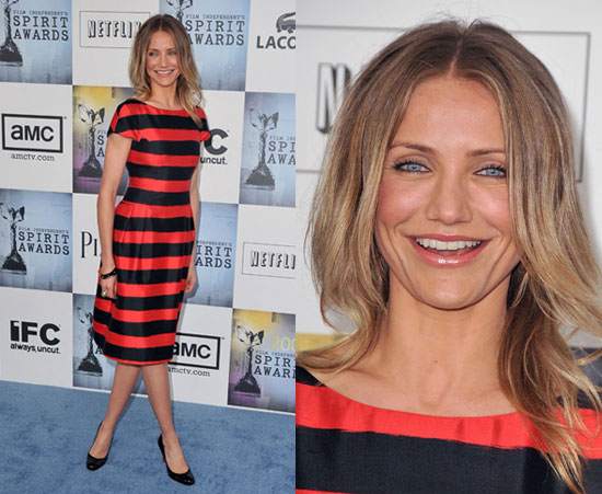 Independent Spirit Awards: Cameron Diaz