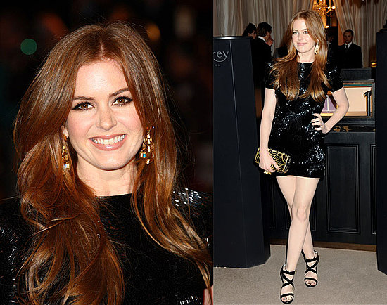 Celebrity Style: Isla Fisher