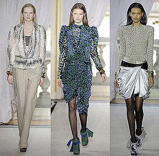 2009 Fall Paris Fashion Week: Balenciaga