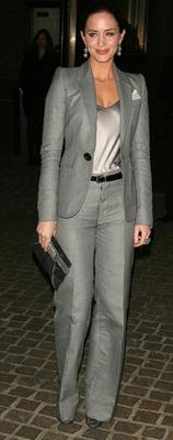 Celeb Style: Emily Blunt