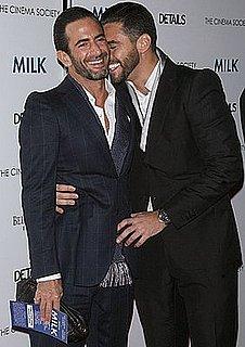 Wedding Rumors Spin Around Marc Jacobs and Boyfriend Lorenzo Martone
