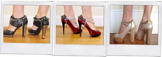 Simply Fab: Litter SF Shoe Jewelry