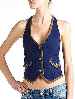 Fab Finger Discount: Bootheel Trading Co. Halter Vest