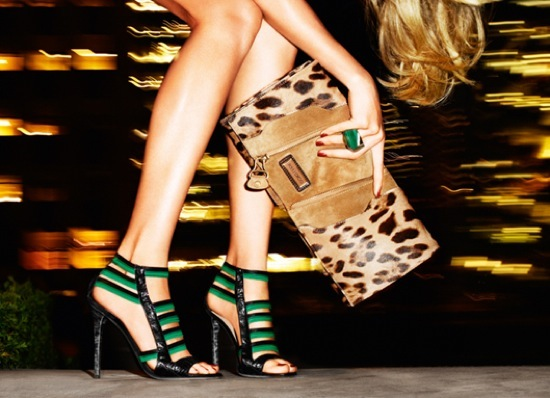 Jimmy Choo 2009 Spring Ad Campaign