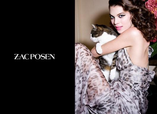 Fab Ad: Zac Posen Spring '09