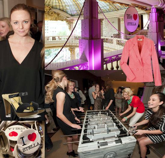 Interview With Fashion Designer Stella McCartney at San Francisco Neiman Marcus Spring Event