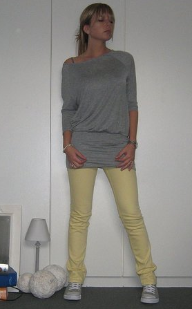 Look of the Day: Mellow Mood