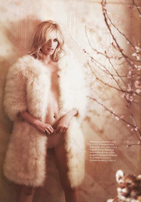 Model Muse: Amber Valletta