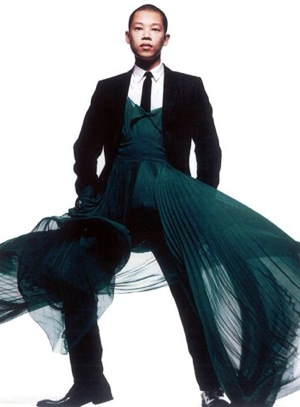 Photos of 2009 CFDA Nominees Jason Wu, Marc Jacobs, and Alexander Wang Modeling Their Own Designs