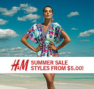 H&M Summer Sale Is in Effect