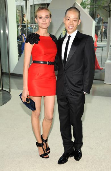 Diane Kruger & Jason Wu