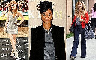 Photo of Isla Fisher, Rihanna, and Kristen Cavallari