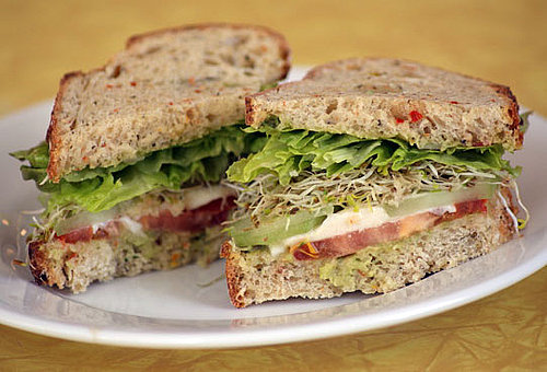 The Best Veggie Sandwich Recipes — Dishmaps