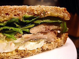 Recipe For Sardine and Arugula Sandwich From 1989 Issue of Esquire