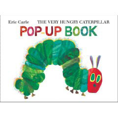The Very Hungry Caterpillar 40th Anniversary Popup Book