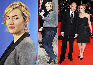 Photos of Kate Winslet, Who's Pragmatic About Her Oscar Odds, Promoting The Reader at the Berlin Film Festival