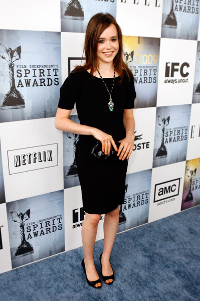 2009 Independent Spirit Awards Red Carpet