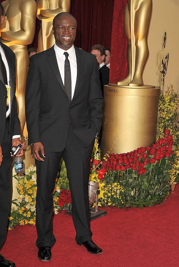 Oscars Red Carpet — Men