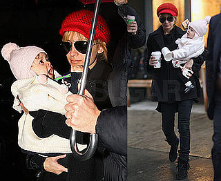Nicole and Harlow in NYC