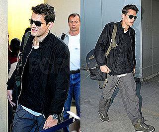 Mayer Back in LA