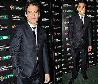 Photos of Clive Owen in Ireland