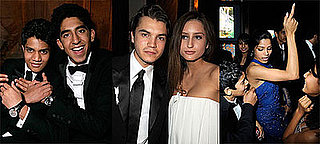 Winners and Stars Spread Out the Afterparty Love