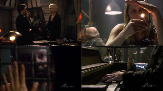 "Battlestar Galactica Recap Quiz Episode 17 ""Someone to Watch Over Me"""