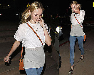 Photos of a Reportedly Single Kate Bosworth Out in LA