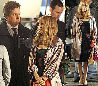 Photos of Sarah Jessica Parker and Hugh Grant, Sex and the City Sequel's Release Date May 28 2010