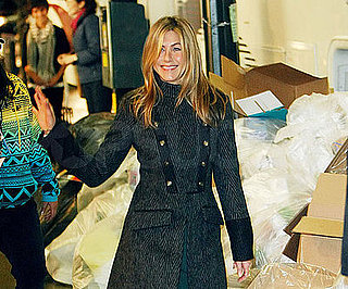 Photo of Jennifer Aniston Filming The Baster in NYC 2009-04-04 14:00:17