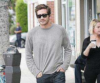 Photo of Jake Gyllenhaal Out in LA