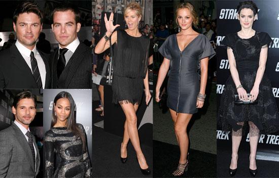 Photos of Star Trek Premiere in LA