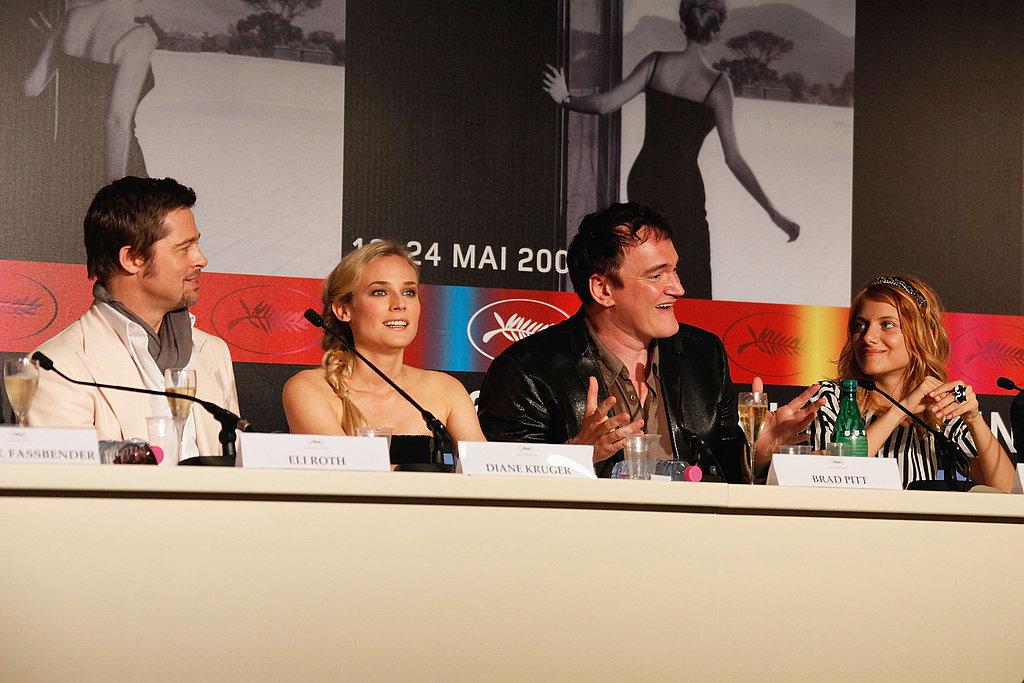 Brad Pitt at Cannes Film Festival