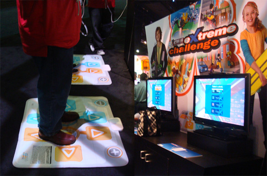 Active Life: Extreme Challenge at E3