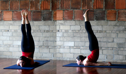 Yoga Pose of the Week: Inverted Locust