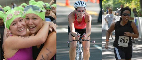 SheROX — Danskin's Women's Triathlon Series